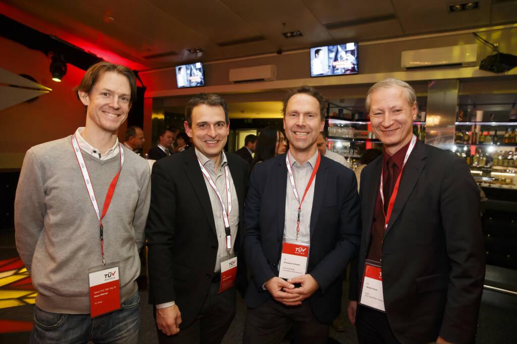 """Mehr als 100 Gäste aus Industrie, Wirtschaft, Wissenschaft und Forschung folgten der Einladung der TÜV AUSTRIA Group zu einem Jazz Fest in """"Die Thalia"""" in Graz, Credit TÜV Austria Gruppe/APA-Fotoservice/EXPA/Scheriau (17.11.2017)"""