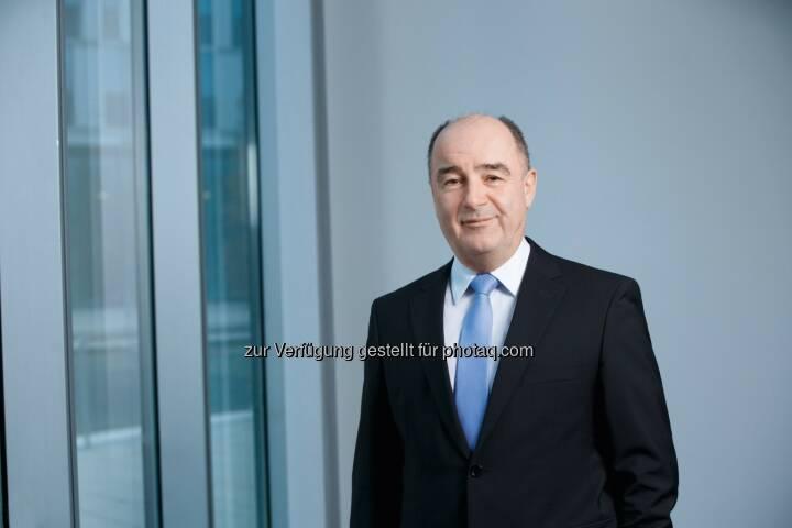 Manfred Leitner, OMV Vorstand verantwortlich für den Bereich Downstream. Credit: OMV