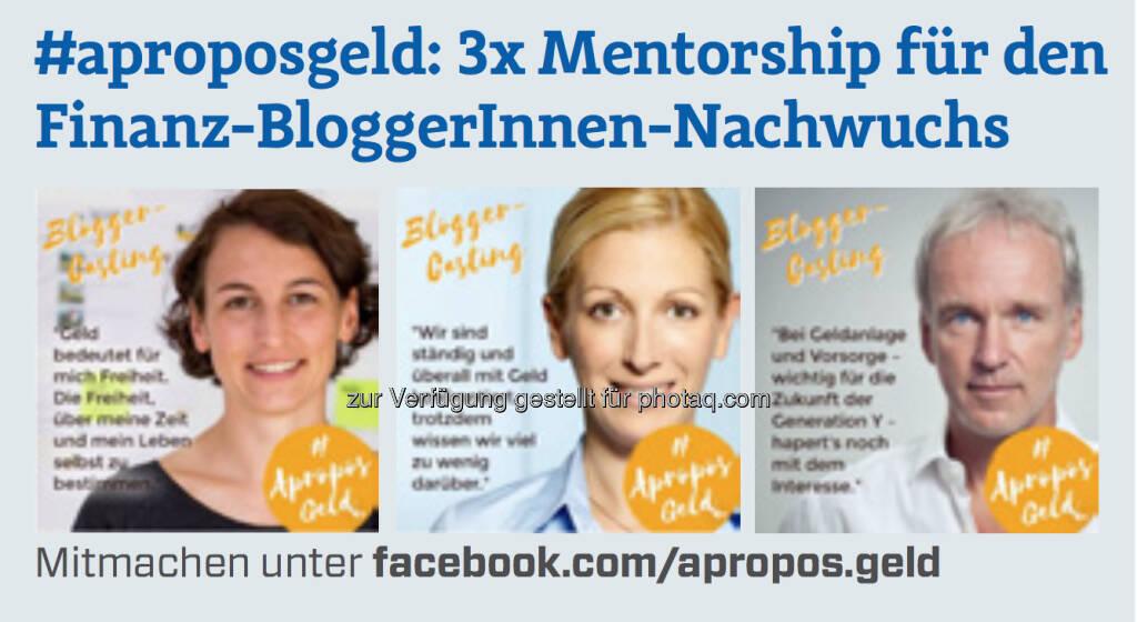 Jury: Natascha Wegelin, Lisa Wagerer, Christian Drastil (25.11.2017)