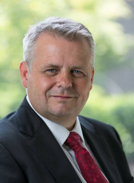 Lars Skovgaard Andersen, Senior Investmentstratege bei der Danske Bank, Bild: Danske Bank