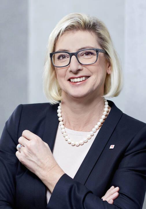 Elisabeth Stadler, Generaldirektorin der Vienna Insurance Group, Copyright: Ian Ehm