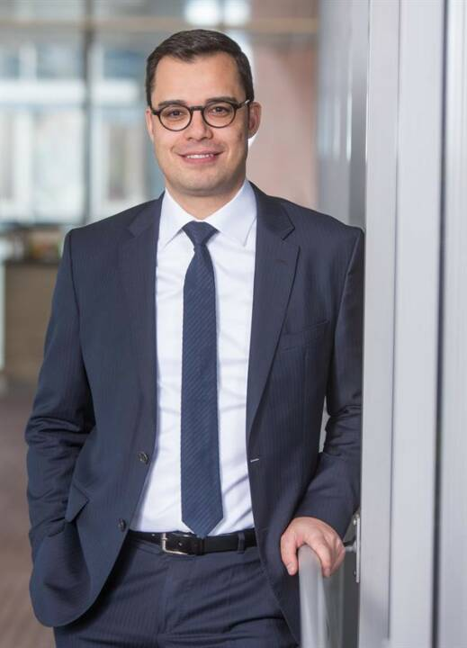 Markus Niederreiner wird Managing Director für Vertrieb, Marketing und HR der Hello bank!; Fotonachweis: wildbild/Hello bank!