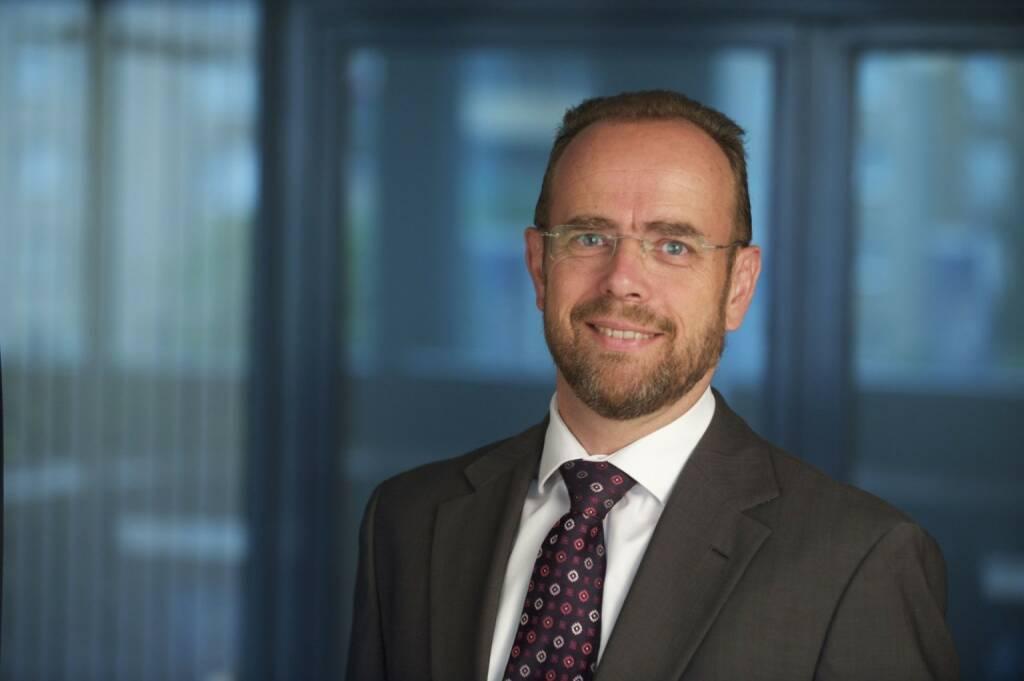 Martin Bruckner, Vorstandssprecher der Allianz Investmentbank AG und Chief Investment Officer der Allianz Gruppe in Österreich, Bild: Allianz, © Aussender (04.12.2017)