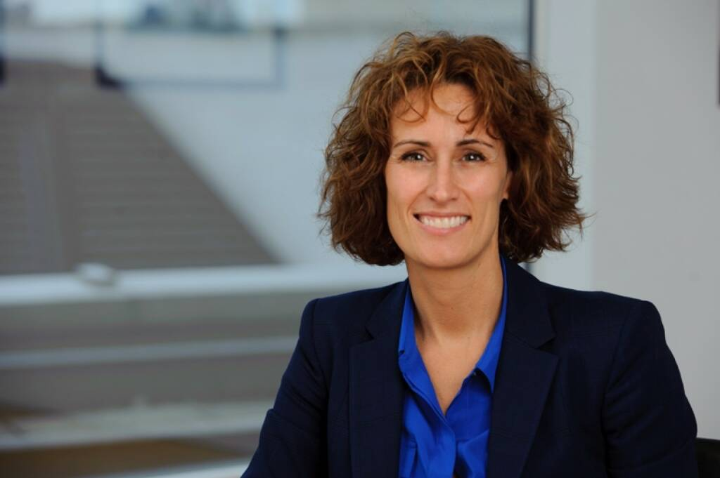 Lesley-Ann Morgan, Global Head of Defined Contribution and Retirement bei Schroder; Bild: Schroders, © Aussender (05.12.2017)