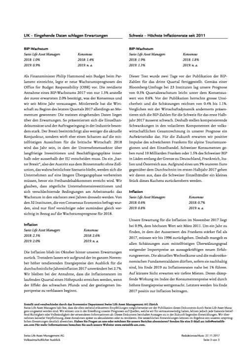 Swiss Life Finanzmarkt- und Volkswirtschaftsausblick 12/2017, Seite 3/6, komplettes Dokument unter http://boerse-social.com/static/uploads/file_2409_swiss_life_finanzmarkt-_und_volkswirtschaftsausblick_122017.pdf