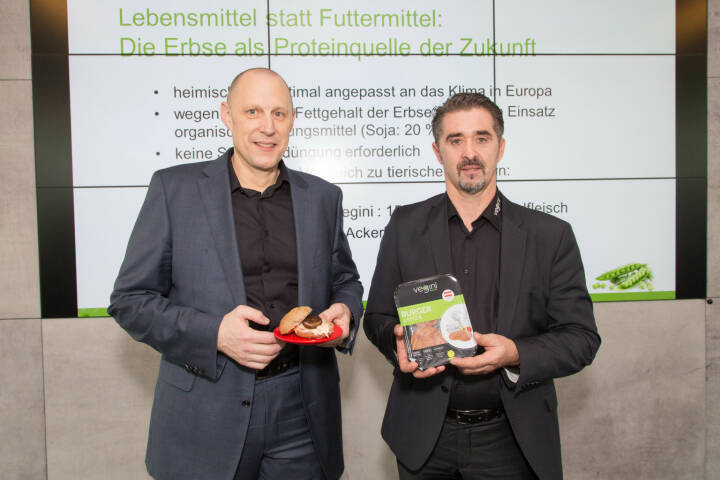 VeggieMeat GmbH: vegini Ernährungs- und Gesundheitsstudie: 84 % der Österreicher sehen Zusammenhang zwischen Ernährung und Gesundheit; Fotocredit:VeggieMeat GmbH/APA-Fotoservice/Juhasz