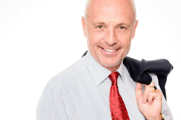 Der Präsident des Österreichischen Versicherungsmaklerrings ÖVM, Alexander Punzl, forciert die Ausbildung der heimischen Maklerschaft. Copyright: Fotodienst/Klaus Ranger