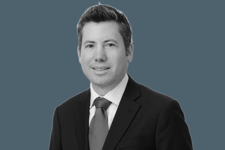 Michael Grady, Senior Economist bei Aviva Investors, Bild: Aviva
