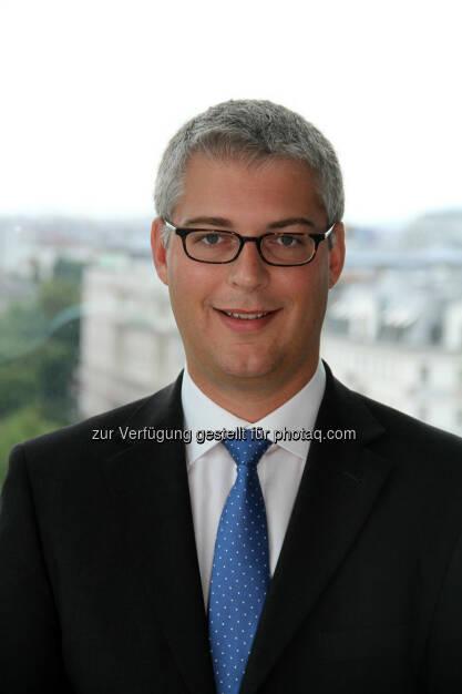 Andreas Nemeth, Head of Uniqa Ventures - Uniqa verkauft Anteile an InsurTech-Startup INZMO (Bild: Gruber/Uniqa), © Aussender (07.12.2017)