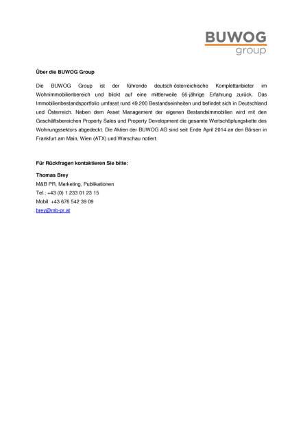 Mitarbeiterevent der BUWOG mit EVA-Award ausgezeichnet, Seite 2/2, komplettes Dokument unter http://boerse-social.com/static/uploads/file_2411_mitarbeiterevent_der_buwog_mit_eva-award_ausgezeichnet.pdf (11.12.2017)