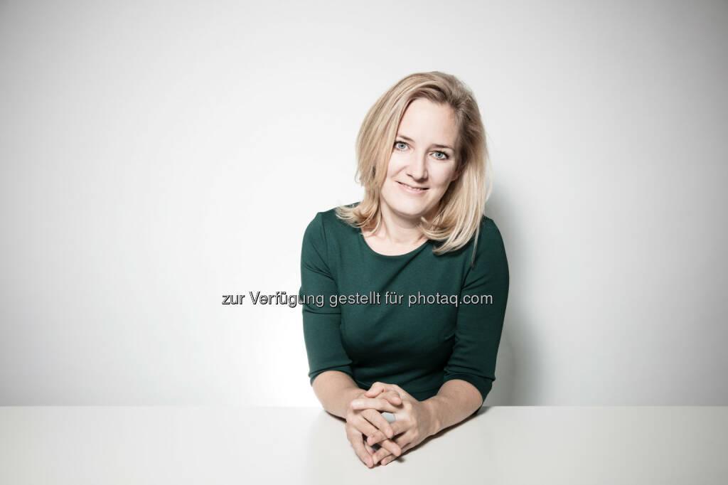 Julia Wawrik - Styria Content Creation GmbH & Co KG: Styria Content Creation verstärkt Digitalfokus und holt Julia Wawrik als Head of Sales (Bild: Wawrik/Dziacek), © Aussender (14.12.2017)
