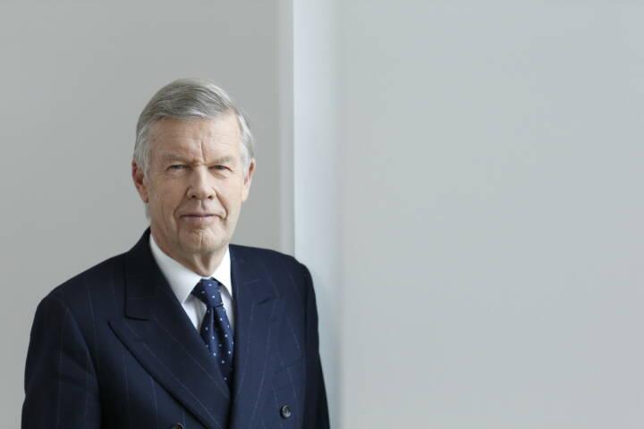 Dr. Jens Ehrhardt, Vorsitzender des Vorstands der DJE Kapital AG, Bild: DJE Kapital