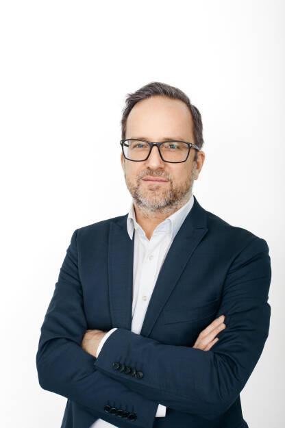 Peter Strutz hat mit Anfang Dezember als Head of International Media Sales das Management der Media-Sales-Bereiche des Red Bull Media House außerhalb Österreichs übernommen. Bild: Martin Kreil, © Aussendung (14.12.2017)