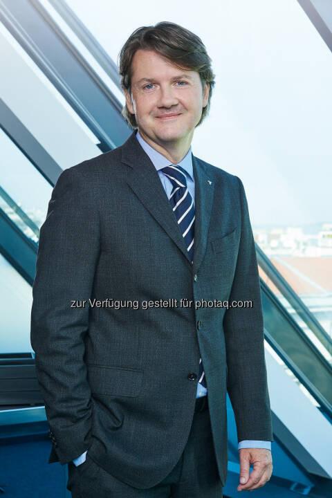 Gerald Fleischmann - Volksbank Wien AG: KMU-Milliarde nach 11 Monaten erfolgreich ausgeschöpft (Bild: Polster/Volksbank)