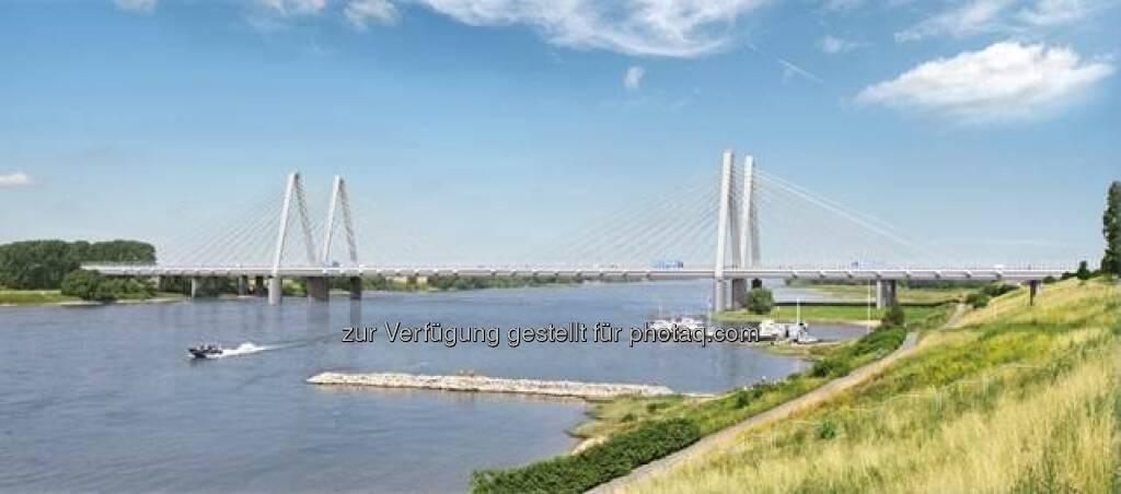 Rheinbrücke Porr (20.12.2017)