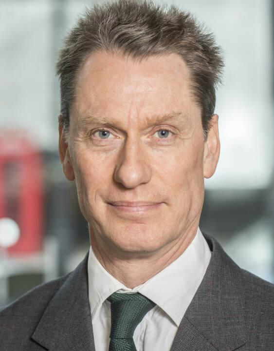 Alexander Darwall, Fondsmanager des Jupiter European Growth SICAV, Bild: Jupiter