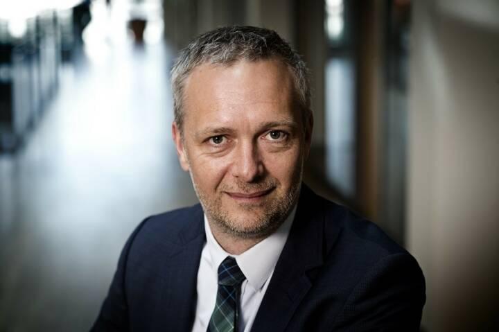 Martin Nybye Sørensen, Leiter der Abteilung Unternehmensanleihen bei Jyske Capital, Bild: Jyske Capital
