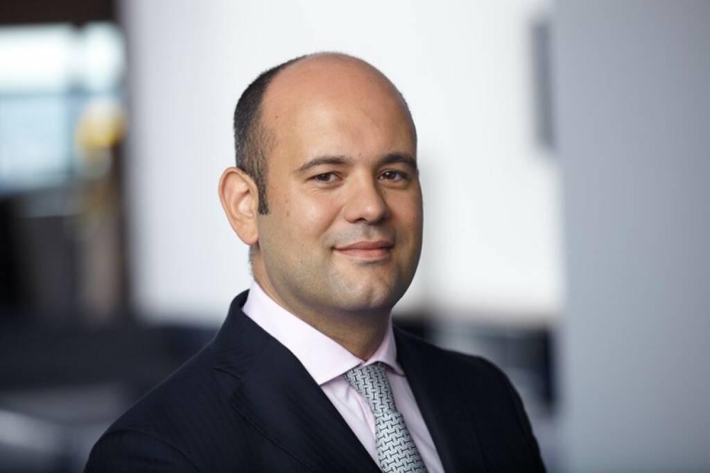 Carlos Böhles, Leiter institutionelles Geschäft bei Schroders in Frankfurt am Main, Bild: Schroders, © Aussender (21.12.2017)