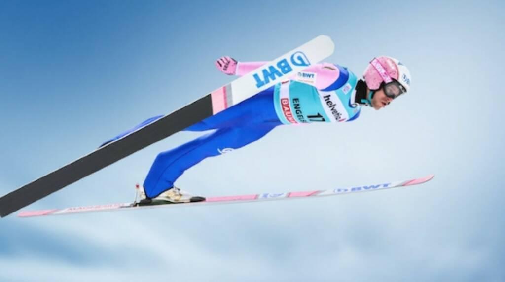Neben dem tschechischen Skispringer-Team sponsert das Wassertechnologieunternehmen BWT, Wintersport-Bewerbe in Killington und Beaver Creek sowie das legendäre Hahnenkamm-Rennen in Kitzbühel. (© BWT), © Aussendung (27.12.2017)