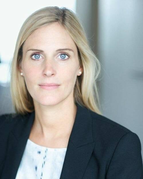 Stephanie Zwick, Leiterin des Wandelanleihen-Teams bei Fisch Asset Management in Zürich, Bild: Fisch Asset Management (02.01.2018)