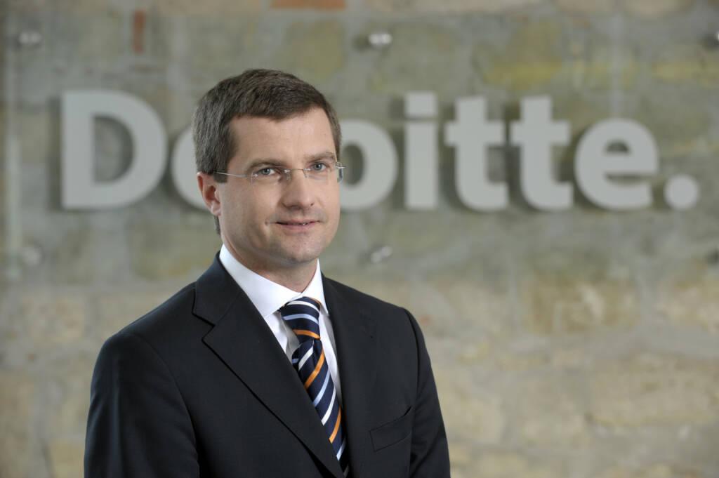 Friedrich Wiesmüllner, Partner bei Deloitte Österreich, Credit: Picco, © Aussender (03.01.2018)