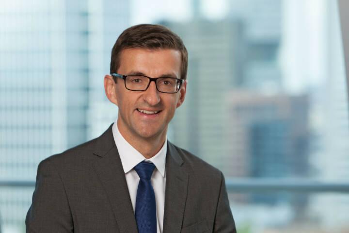 Benjardin Gärtner ist Leiter des Portfoliomanagement Aktien bei Union Investment, Bild: Union Investment