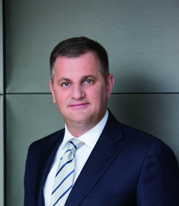 Wiener Privatbank SE: Ausgezeichnete Performance auch für 2018 erwartet, Eduard Berger, Vorstand Wiener Privatbank SE, Fotocredit:Wiener Privatbank