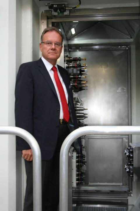 Fachverband Metalltechnische Industrie: Dr. Roland Feichtl als erster Österreicher zum Präsidenten des europäischen Verbandes der Werkzeugmaschinen-Industrie CECIMO gewählt, Fotocredit: FMTI