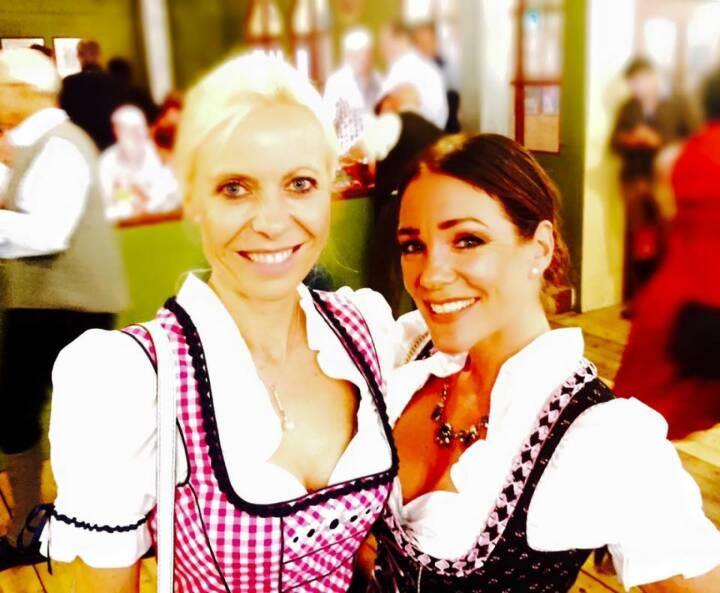 Antje Erhard, Viola Grebe , Nachtrag vom Oktoberfest