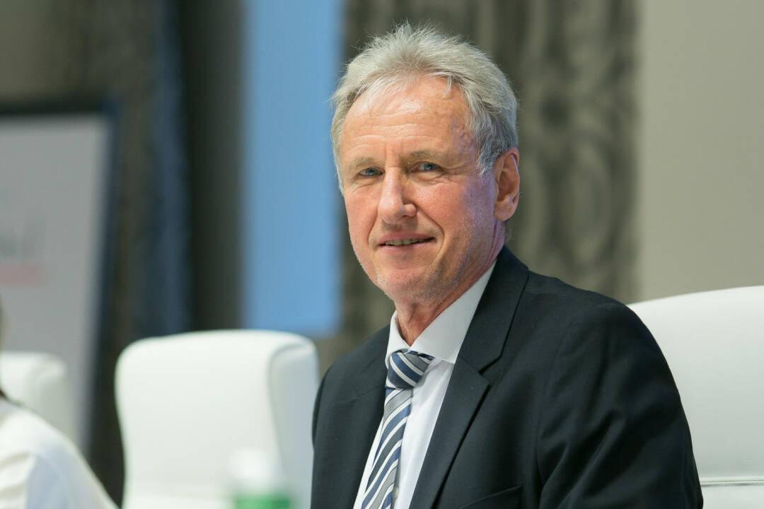 VBV Vorsorgekasse AG: 15 Jahre Abfertigung NEU, Heinz Behacker, Vorstandsvorsitzender VBV -Vorsorgekasse, Fotocredit:VBV - Vorsorgekasse