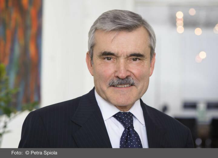Alois Steinbichler, Kommunalkredit-Vorstandsvorsitzender, Fotocredit: Petra Spiola