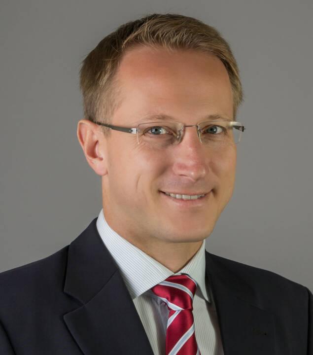 Bernd Maurer, Head of Company Research, RCB; Bildquelle: rcb.at