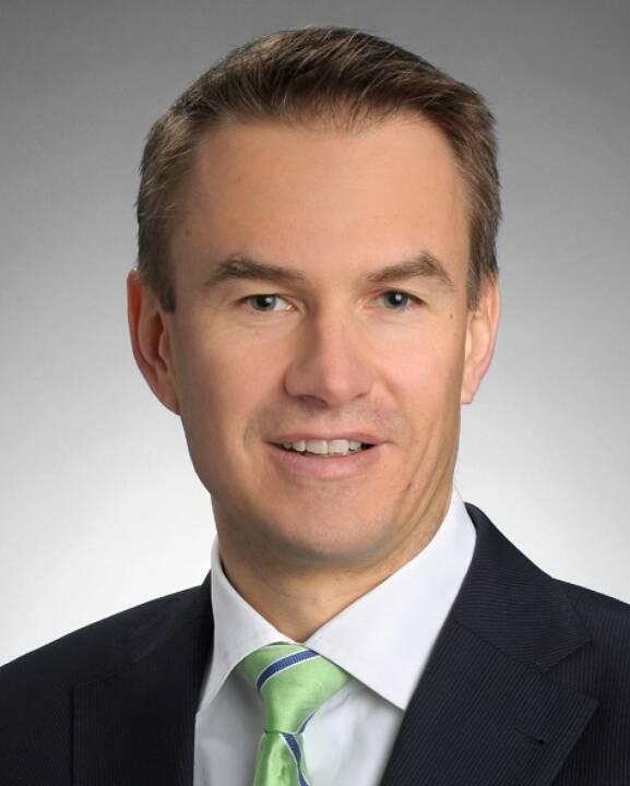 Marc Schaffner, Portfolio Analyst und Director im Global Investment Solutions Team von UBS, Foto: UBS