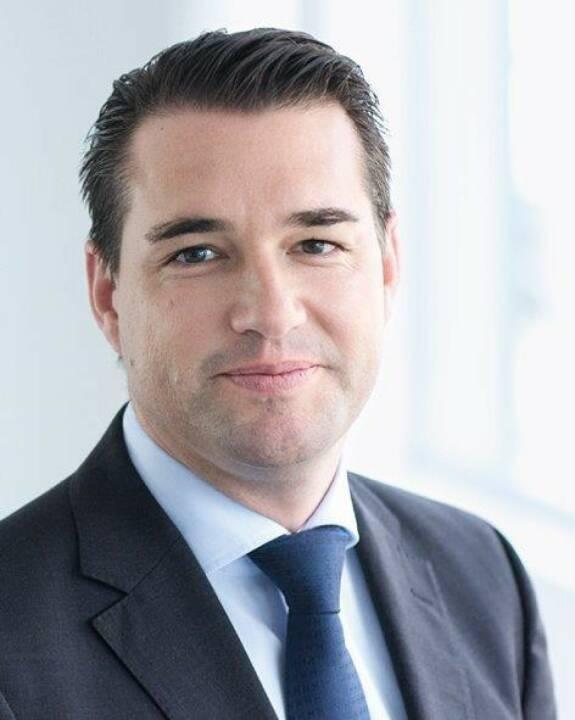 Fisch Asset Management-CEO Philipp Good ist zufrieden mit 2017; Bild: Fisch Asset Management