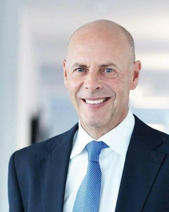 Fisch Asset Management CEO Juerg Sturzenegger blickt mit großen Erwartungen auf das neue Jahr, Bild: Fisch Asset Management