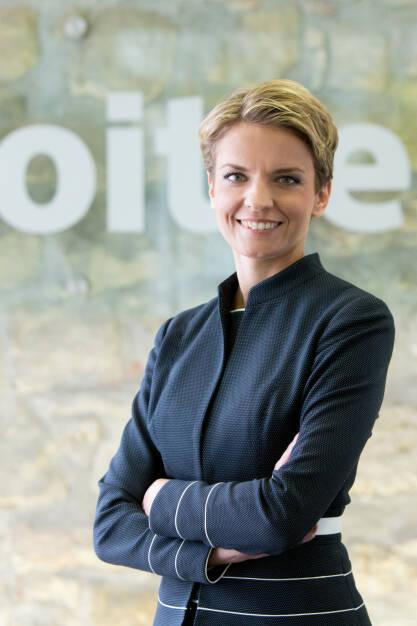 Orsolya Hegedüs, Partnerin bei Deloitte Österreich, Foto: Martina Draper, © Aussender (15.01.2018)