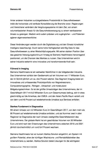 Siemens Healthineers geht an die Börse, Seite 3/7, komplettes Dokument unter http://boerse-social.com/static/uploads/file_2416_siemens_healthineers_geht_an_die_borse.pdf