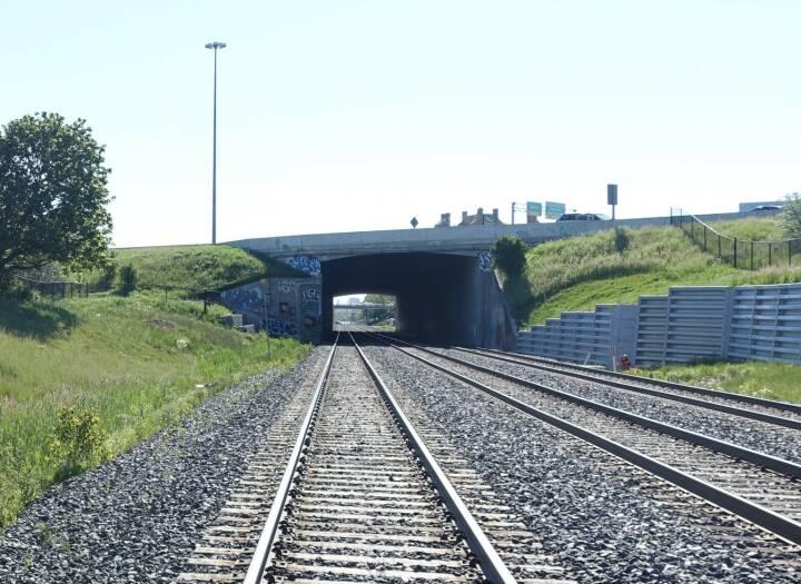 Strabag untertunnelt Highway 401 bei Toronto/Kanada, Bildnachweis: Strabag