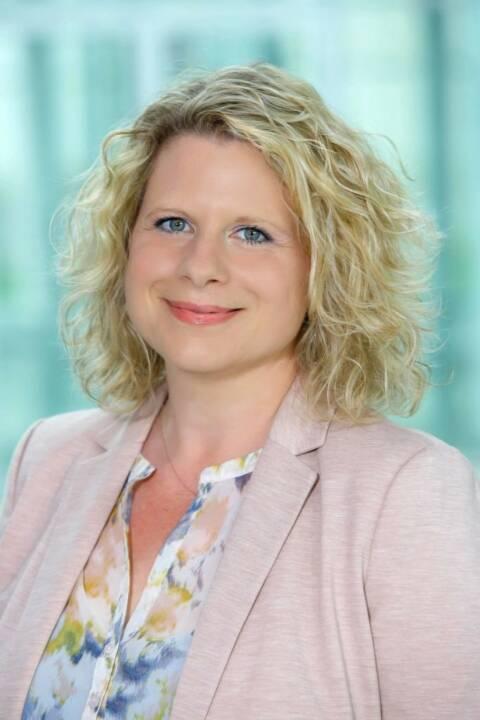 Martina Candillo die neue Leiterin der Abteilung für Gastveranstaltungen in der Messe Wien. © Reed Exhibitions