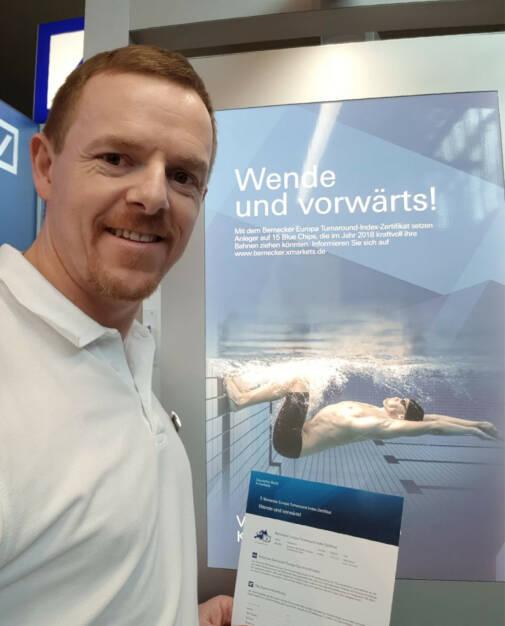 Christian-Hendrik Knappe, Deutsche Bank X-Markets: Wende und vorwärts (21.01.2018)