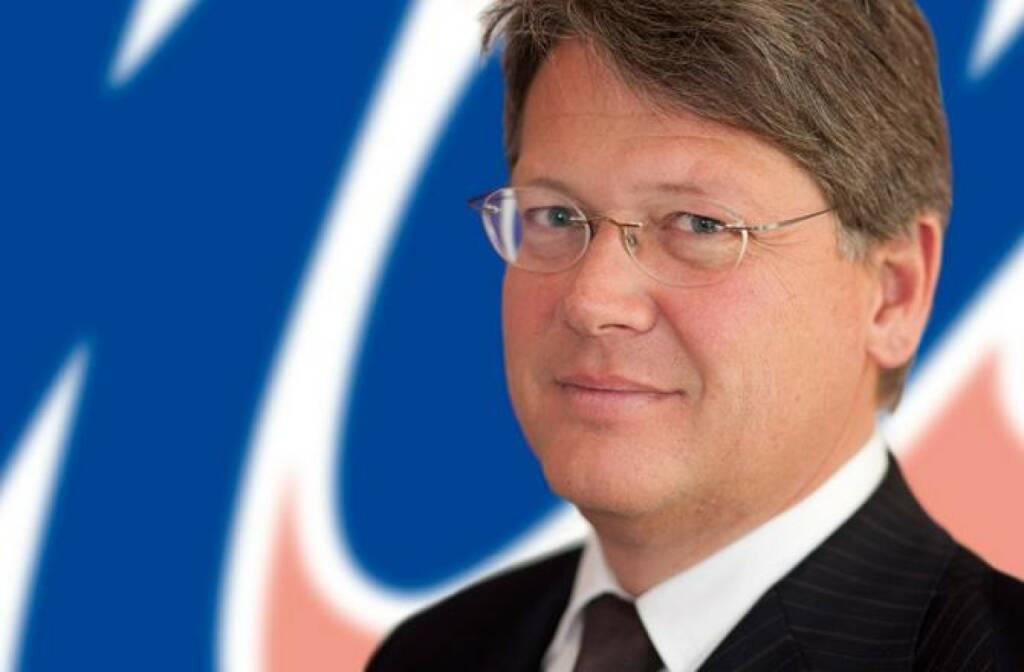 Dr. Hans Peter Andres, Vorstand Einkauf, Materialwirtschaft und Logistik bei der Manner AG; Bildquelle: manner.com, © Aussender (23.01.2018)
