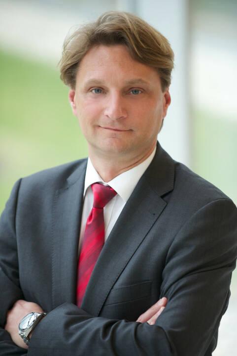 Andreas Rinofner (52) übernimmt per 1. Februar 2018 die Leitung der Pressestelle des OMV Konzerns. Fotocredit: Gas Connect Austria;