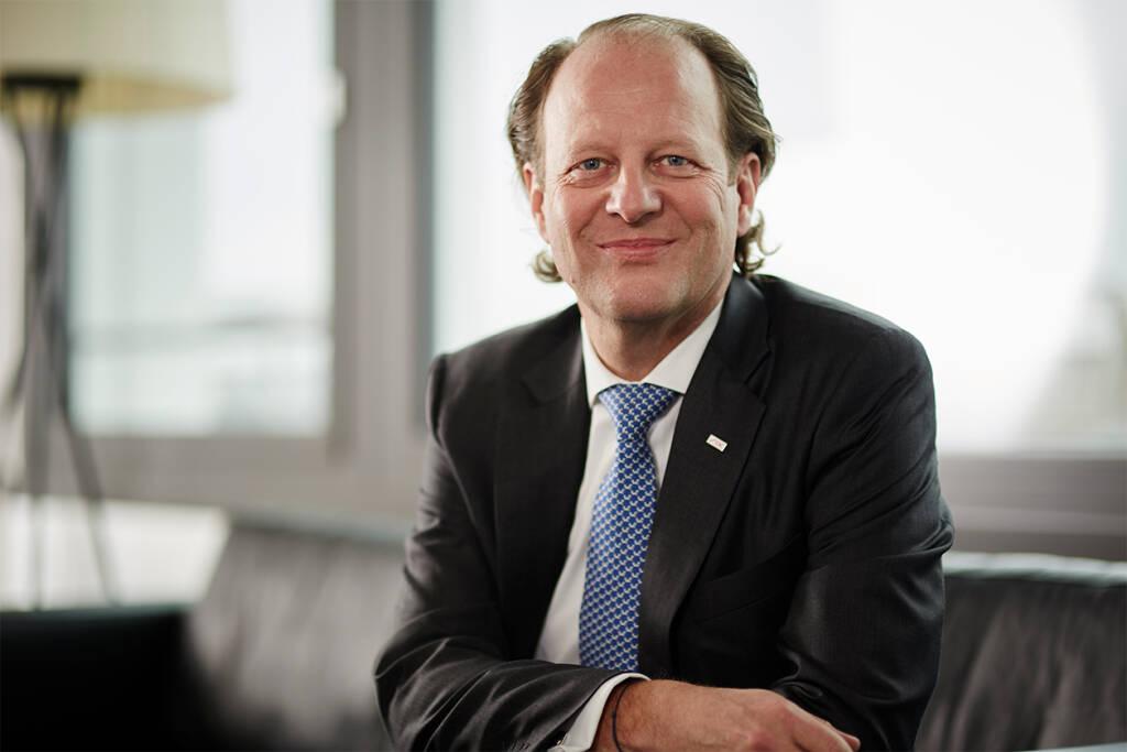 Jos Dijsselhof ist neuer Chief Executive Officer (CEO) der Schweizer Börse SIX, an der bekanntlich auch die heimischen Titel ams und KTM Industries notieren; Bildquelle: SIX, © Aussender (30.01.2018)