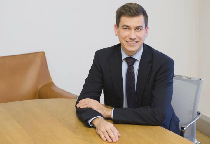 """Daniel Triffterer, Geschäftsführer von Spängler Immobilien: """"Unsere Geschäftsentwicklung ist sehr erfreulich. Die Umsätze liegen deutlich über unseren eigenen Erwartungen und wir sind sehr optimistisch, dass sich dieser Trend in unveränderter Marktlage auch im laufenden Jahr fortsetzen wird."""" Bild: Spängler"""