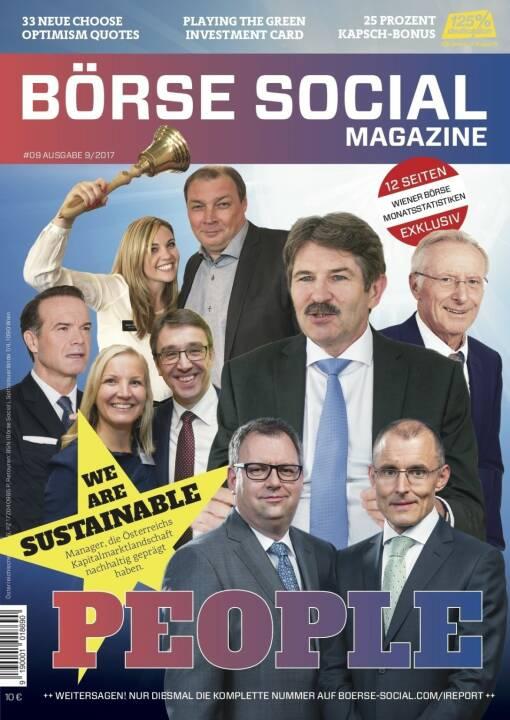 Börse Social Magazine #9