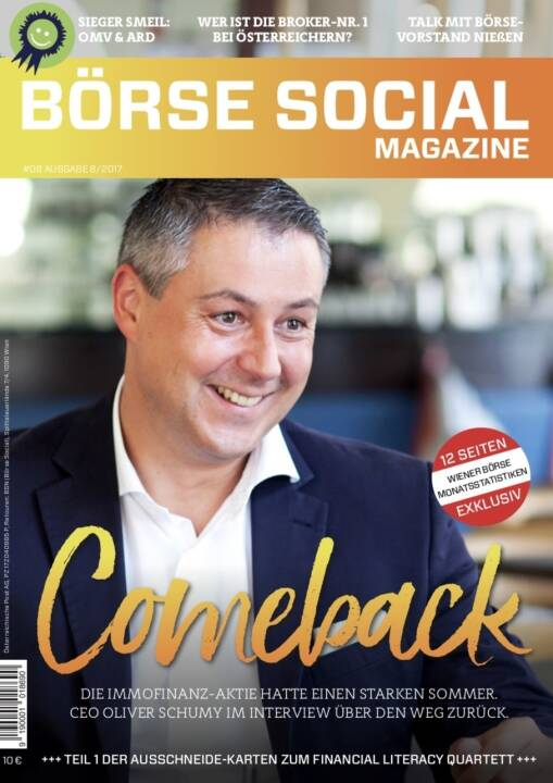 Börse Social Magazine #8