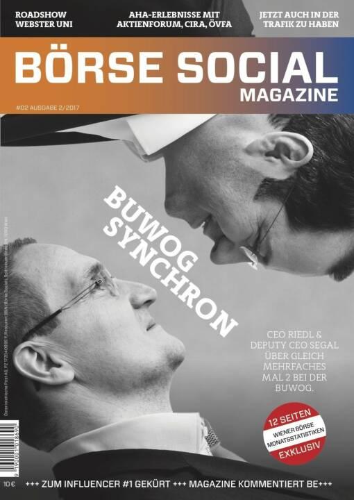Börse Social Magazine #2