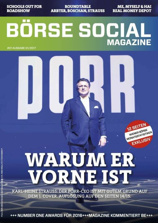 Börse Social Magazine #1