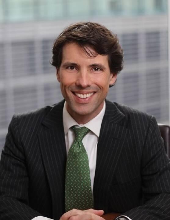 Alex Araujo, Fondsmanager des M&G (Lux) Global Listed Infrastructure Fund; Bild: M&G