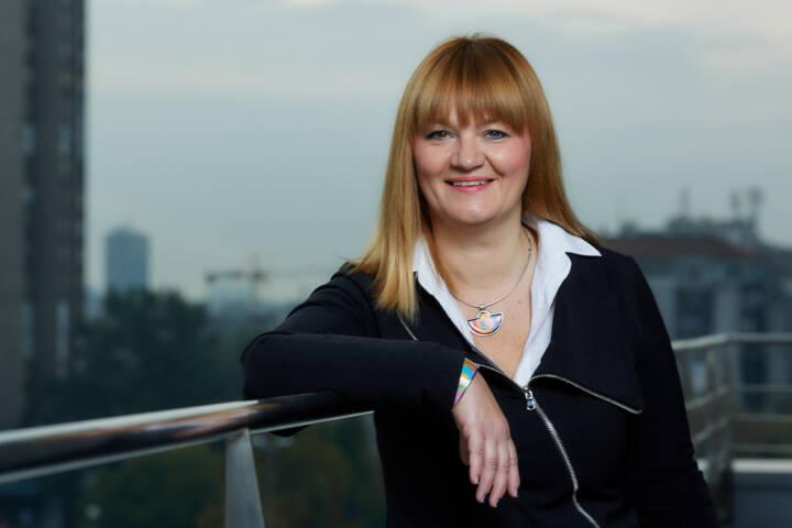 Jasminka Horvat Martinovic löst Walter Leonhartsberger-Schrott mit 1. Mai 2018 als CEO der Wiener osiguranje ab. Der Wechsel erfolgt gleichzeitig mit dem geplanten Abschluss der Fusion der beiden kroatischen VIG-Gesellschaften. Foto: VIG